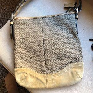 🎉Authenic Coach Crossbody Bag